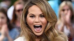 Kim Kardashian Throws Baby Shower For Chrissy Teigen, With Catered Maccas