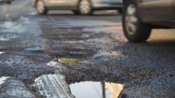 Canada's Potholed Roads Create Bonanza For Car Repair