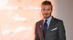 David Beckham devient ambassadeur de