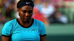Serena Williams s'incline à