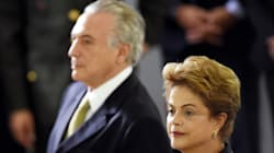 Le vice-président brésilien prêt à pousser Rousseff vers la