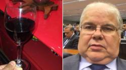Antes do 'vinho da vitória', deputado do PMDB ironiza Lula: 'Já até pediu ministério ao