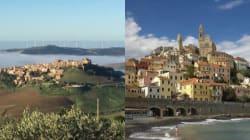Polemica sull'elezione del Borgo più bello d'Italia. Vince Sambuca, giallo su Cervo