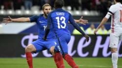 Le résumé et les buts de la victoire des Bleus face à la