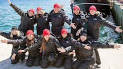 Wanted: Female Explorers On 'Hazardous