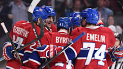 Le Canadien bat les Red-Wings