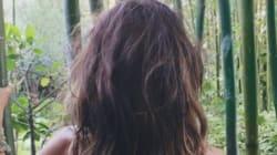 Halle Berry fait son entrée sur Instagram à moitié