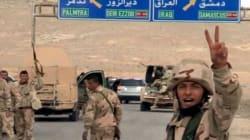 Palmyre minée... mais Palmyre
