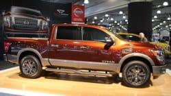 Nissan présente une autre version de son nouveau
