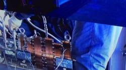 新しいピントル型インジェクターの基礎試験を継続中 ―
