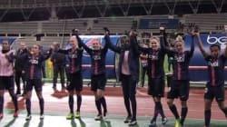 Le PSG est déjà en demi-finales de la Ligue des