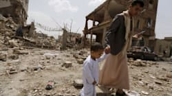 Yemeni Children Are Starving As The Country Enters Its Second Year Of