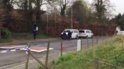 Attentat déjoué en France: opération policière en cours à Courtrai en