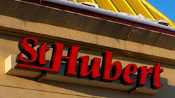 St-Hubert ferme son restaurant de la rue