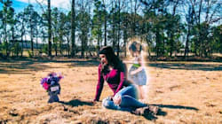 Mom Charged With Killing Daughter Posed For Eerie Photo
