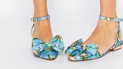 10 chaussures plates pour le bal des