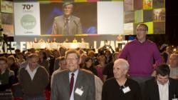 Le Foll très chahuté au congrès de la FNSEA en