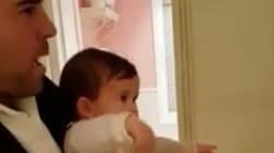 Valentina, el bebé de siete meses que baila por bulerías
