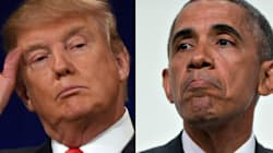 Obama Shades Trump With Some Of His Sharpest Digs