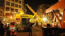 Police File Homicide Case After Kolkata Flyover Collapse Kills