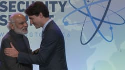 Modi Meets Trudeau At Nuclear Security Summit, Discusses Bilateral
