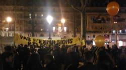 Les manifestants de la 2e