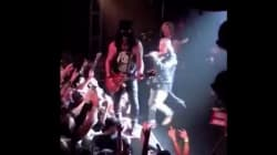 Axl Rose et Slash redonnent vie à Guns N' Roses
