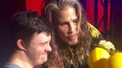 Steven Tyler's Chance Meeting Turns Amazing For Ontario