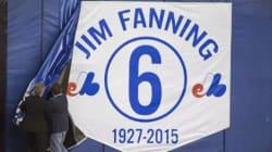 «Gentleman» Jim Fanning honoré au cours d'une sobre
