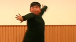 WATCH: This 9-Year-Old Boy Is A Dancing