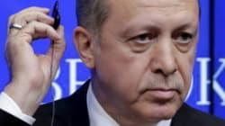 Turkish President Accuses Obama Of Speaking 'Behind My Back' On Press