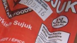 La nourriture halal sera réglementée pour la première fois au