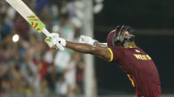 6,6,6,6: The Miraculous Last Four Balls That Won West Indies The World