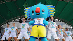 Meet Borobi The Surfing Koala Comm Games