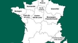 CARTE INTERACTIVE - Ces régions qui n'ont pas encore choisi leur