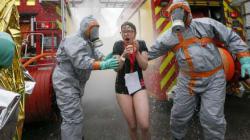 Une attaque chimique simulée à Saint-Etienne avant l'Euro