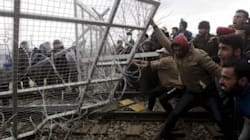 How Europe Builds Fences To Keep People