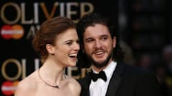 'Game Of Thrones' Stars Make Red Carpet Debut As A
