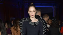 Coco Rocha Shows Off Her Dance Moves At Greta Constantine
