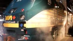 Fatal Ontario Train Crash Sends Car Flying 200