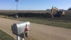 TransCanada ferme un oléoduc après une fuite aux