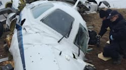Le dispositif d'enregistrement retiré de l'avion écrasé aux