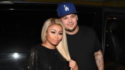 Blac Chyna And Rob Kardashian Are Reportedly