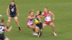 AFL Players Are Diving Like Soccer Players And Fans Are Not