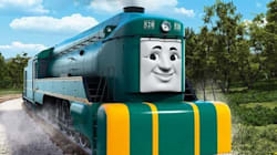 Meet Thomas The Tank Engine's Extremely Aussie Mate, 'Shane The