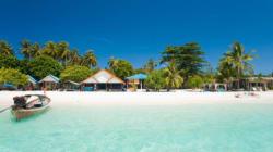 Considérez cette magnifique petite île pour vos prochaines vacances