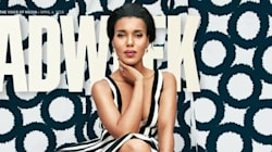 Kerry Washington Calls Out Adweek For Photoshopped