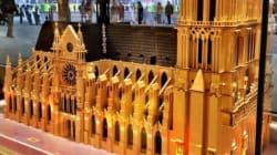 Ces monuments parisiens en Lego sont plus vrais que nature