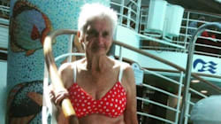 90-Year-Old Proves You're Never Too Old To Wear A Polka-Dot