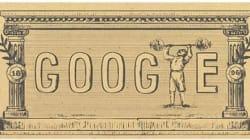 Les Jeux Olympiques modernes à l'honneur sur Google: comment sont créés les